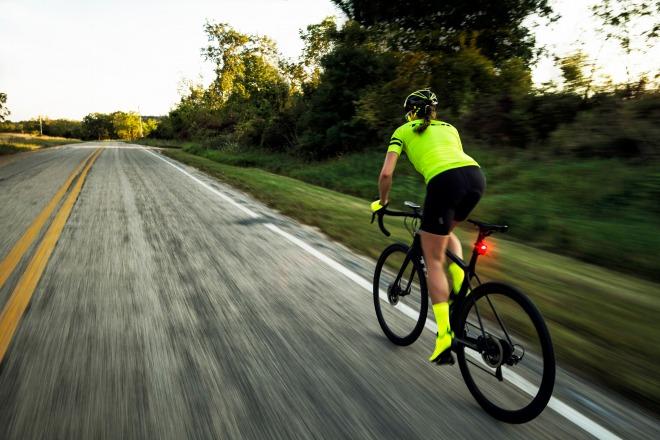 スポーツバイクの服装