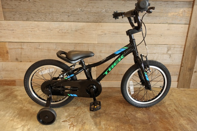 子供の日のプレゼントにおススメ!TREKの子供用自転車取り扱っています。