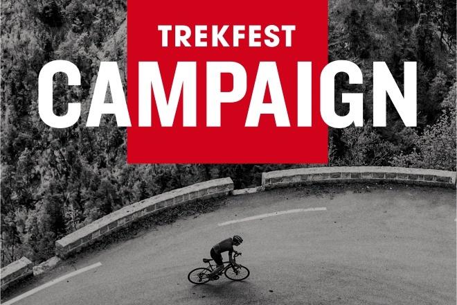 期間限定最大24回まで!無金利ローンのTREK FESTキャンペーン始まります!