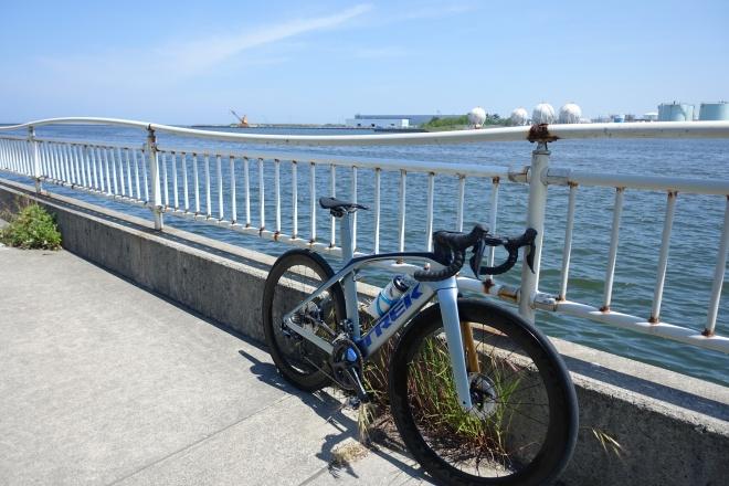 金沢、河北方面へサイクリングに行ってきました。