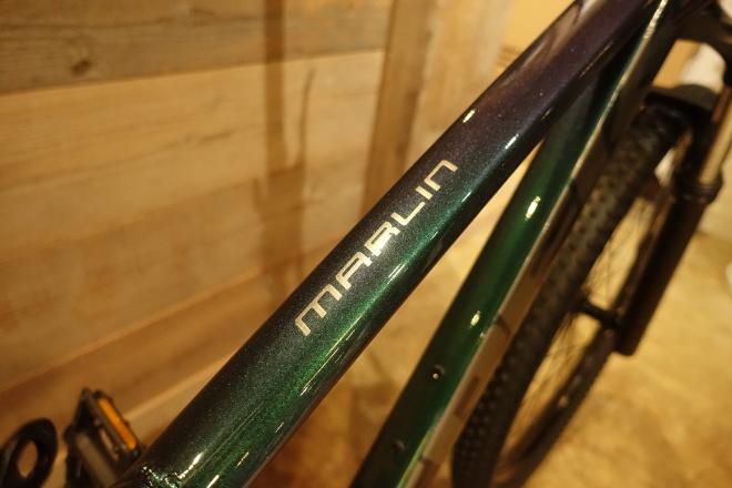 新カラーEmerald Iris(エメラルドアイリス)採用のマウンテンバイク、TREK(トレック)2020モデルMARLIN 7(マーリン)…
