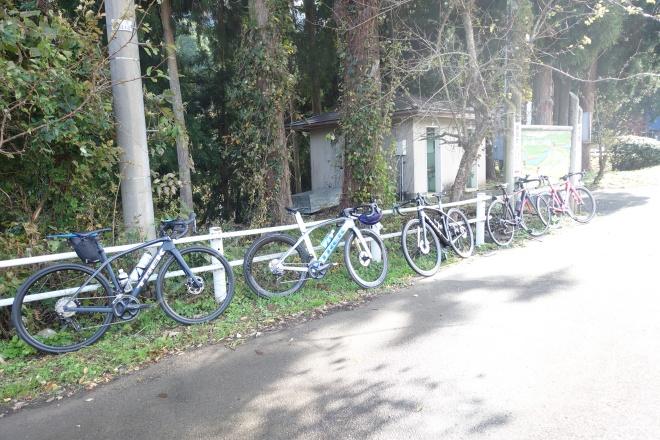 白山市吉野方面にロードバイクミニサイクリングに行ってきました。