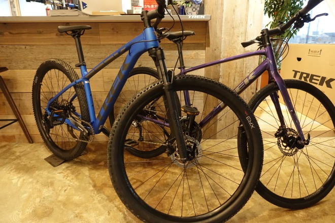 金沢、野々市、白山の街乗り自転車にはどっち?クロスバイクとマウンテンバイクの比較