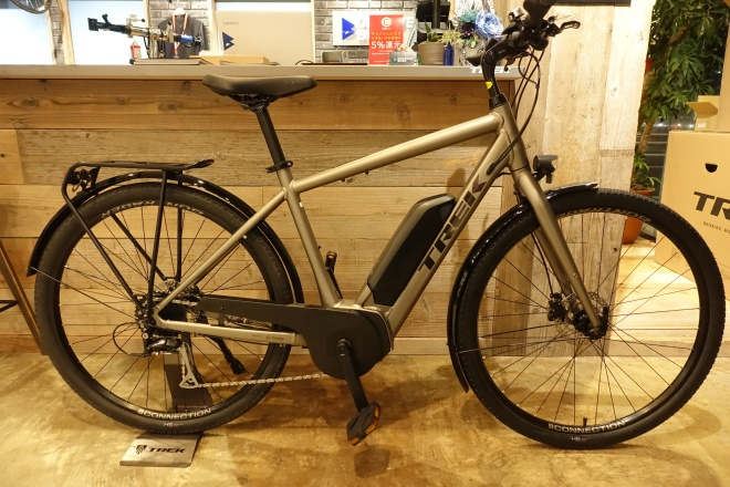 電動アシストで楽々ライド、新型E-Bike(Eバイク)Verve+2(ヴァーブプラス2)入荷