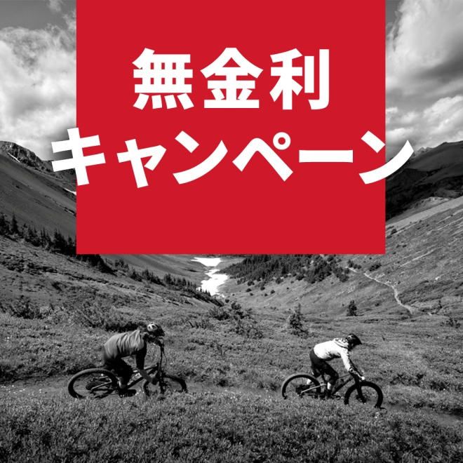 6月30日まで上位グレード入手のチャンス!TREK(トレック)無金利キャンペーン開催中!