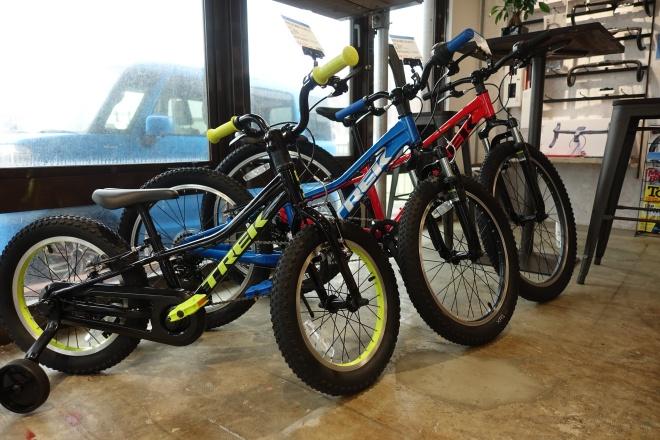 お子様が安心して乗れる子供用自転車もお任せください!