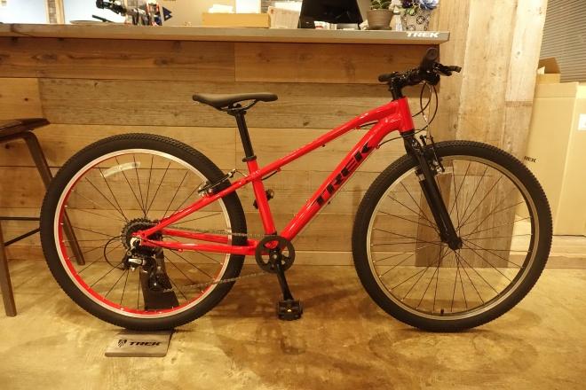 珍しい26インチのジュニアマウンテンバイク Wahoo 26入荷(子供用自転車)