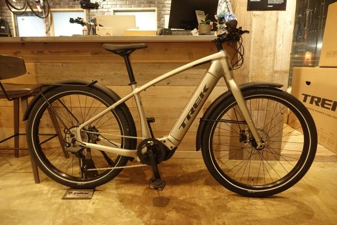 道を選ばず走れるTREKのE-Bike Allant+ 8(トレック アラント)